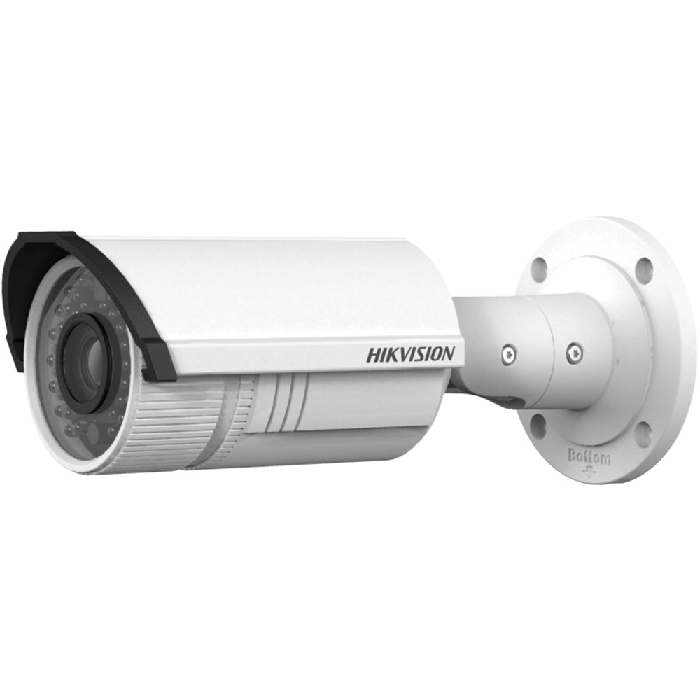 Уличная IP-камера 4Mpx, WDR 120dB объектив 2.8-12мм, Hikvision DS-2CD2642FWD-IS: SECURECAM