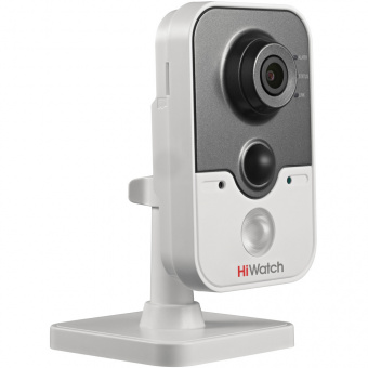 HiWatch DS-T204 компактная камера hd-tvi 2Мп с микрофоном: SECURECAM
